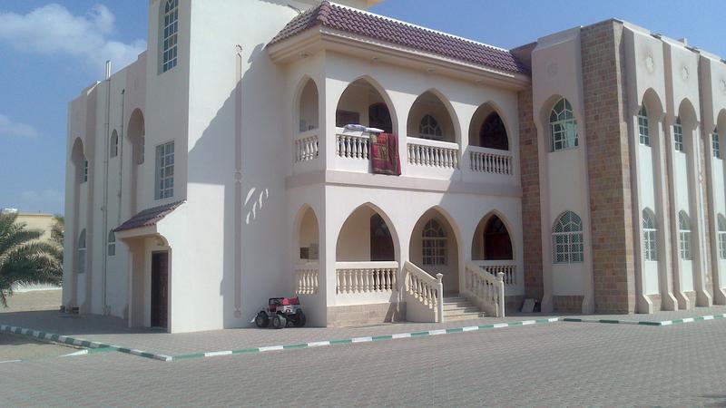 Flats and Villas